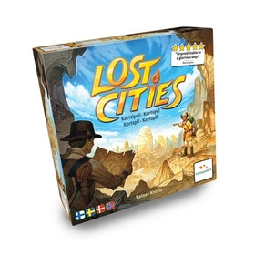 LOST CITIES (SWE.)