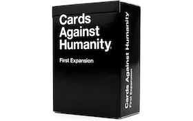 Cards Against Humanity US Expansions (1, 2, 3, 4, 5, 6 )