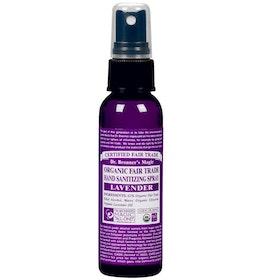 Dr.Bronner's Ekologiska Handdesinfektion Spray Lavender 59 ml