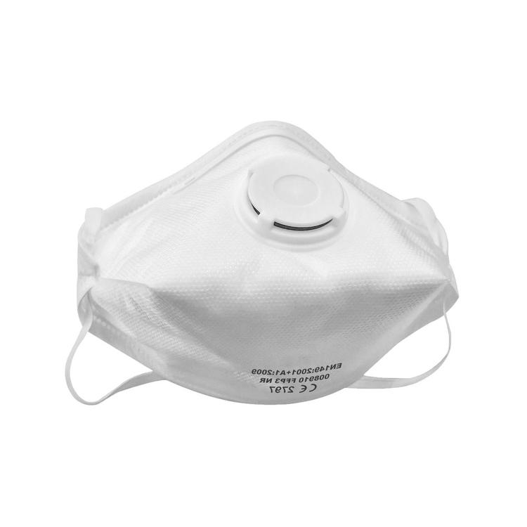 Munskydd filtrerande med ventil FFP3 BW (1st)