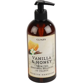 Gunry Vanilla & Honey flytande tvål 500ml