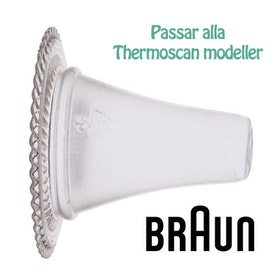 Braun Thermoscan Linsskydd 20-pack