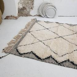 MAROCKANSK Matta Beni Ouarain 270 X 150 CM