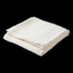 Krinklad bordsduk Elfenben 220x140cm