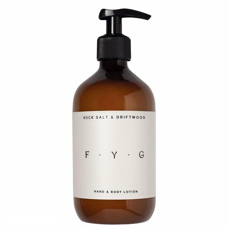 FYG Hand & Body Lotion Rock Salt & Driftwood