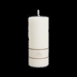 Pure Blockljus 8x20cm