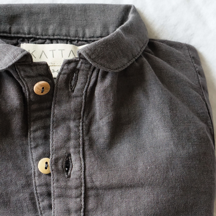 Body i linne grå