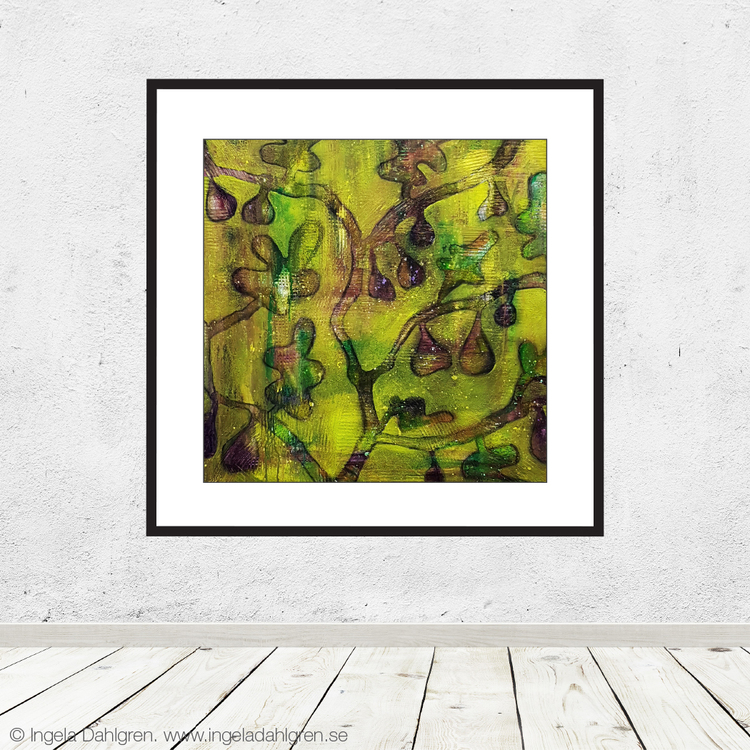 Figs - Gicclé, fine art