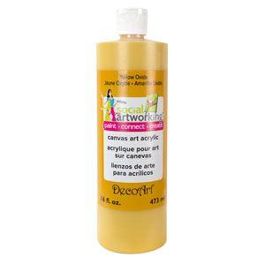Yellow Oxid