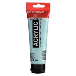 Sky Blue Light 551 - Amsterdam Akrylfärg 120 ml