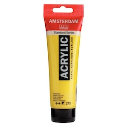 Primary Yellow 275 - Amsterdam Akrylfärg 120 ml