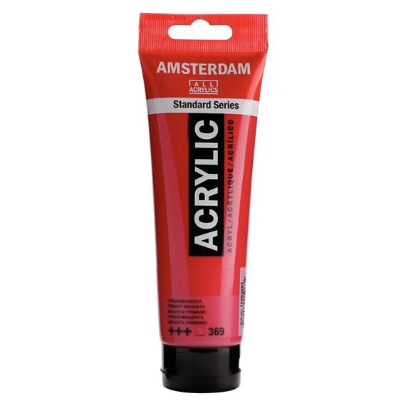 Primary Magenta 369 - Amsterdam Akrylfärg 120 ml