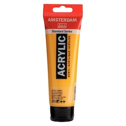 Azo yellow deep 270 - Amsterdam Akrylfärg 120 ml