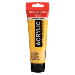 Azo yellow medium 269 - Amsterdam Akrylfärg 120 ml