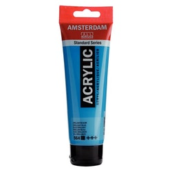 Brilliant blue 564 - Amsterdam Akrylfärg 120 ml