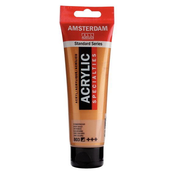 Deep Gold 803 - Amsterdam Akrylfärg 120 ml