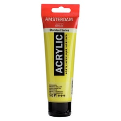 Greenish yellow 243 - Amsterdam Akrylfärg 120 ml