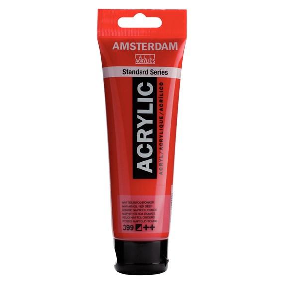Naphthol red deep 399 - Amsterdam Akrylfärg 120 ml