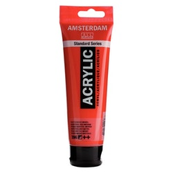 Naphthol red medium 396 - Amsterdam Akrylfärg 120 ml