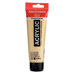 Naples yellow deep 223 - Amsterdam Akrylfärg 120 ml