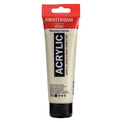 Naples yellow green 282 - Amsterdam Akrylfärg 120 ml