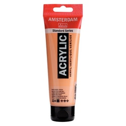Naples yellow red 224 - Amsterdam Akrylfärg 120 ml