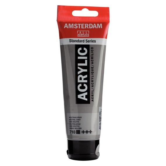 Neutral grey 710 - Amsterdam Akrylfärg 120 ml