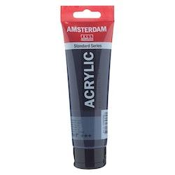 Payne's grey 708 - Amsterdam Akrylfärg 120 ml