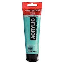 Turquoise green 661 - Amsterdam Akrylfärg 120 ml