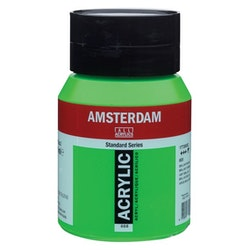 Brilliant Green 605 - Amsterdam Akrylfärg 500 ml