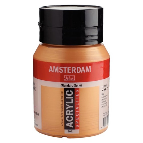Deep Gold 803 - Amsterdam Akrylfärg 500 ml