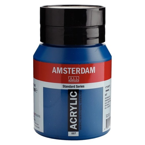 Greenish blue 557 - Amsterdam Akrylfärg 500 ml