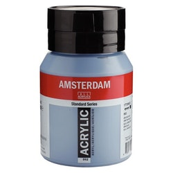 Greyish blue 562 - Amsterdam Akrylfärg 500 ml