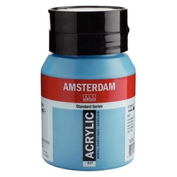 King's blue 517 - Amsterdam Akrylfärg 500 ml