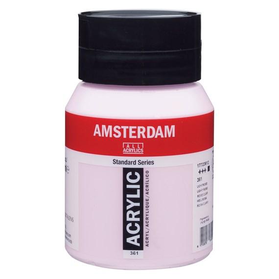 Light rose 361 - Amsterdam Akrylfärg 500 ml