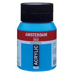 Manganese blue phthalo 582 - Amsterdam Akrylfärg 500 ml