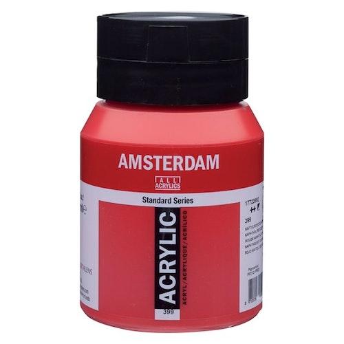 Naphthol red deep 399 - Amsterdam Akrylfärg 500 ml