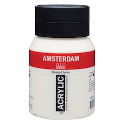 Naples yellow light 222 - Amsterdam Akrylfärg 500 ml