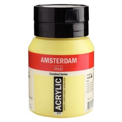 Nickel titanium yellow 274 - Amsterdam Akrylfärg 500 ml