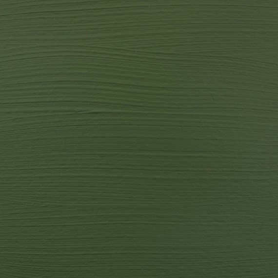 Olive green deep 622 - Amsterdam Akrylfärg 500 ml