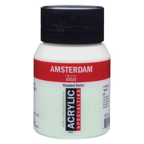 Pearl Green 822 - Amsterdam Akrylfärg 500 ml