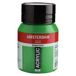 Permanent green light 618 - Amsterdam Akrylfärg 500 ml