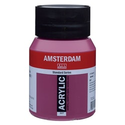 Permanent red violet 567 - Amsterdam Akrylfärg 500 ml