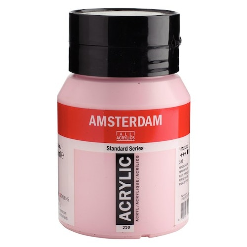 Persian rose 330 - Amsterdam Akrylfärg 500 ml