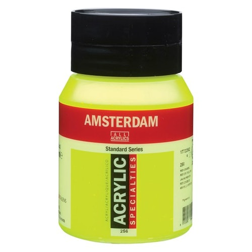 Reflex yellow 256 - Amsterdam Akrylfärg 500 ml