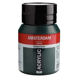 Sap green 623 - Amsterdam Akrylfärg 500 ml