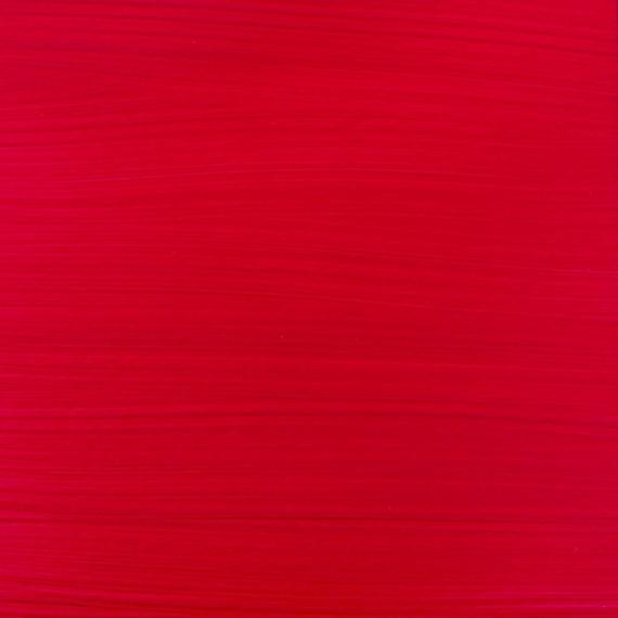 Transparent red medium 317 - Amsterdam Akrylfärg 500 ml