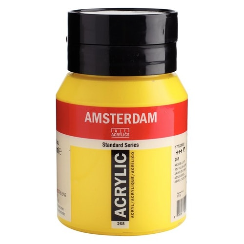 Transparent yellow green 272 - Amsterdam Akrylfärg 500 ml