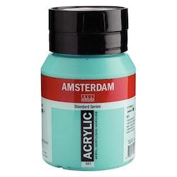 Turquoise green 661 - Amsterdam Akrylfärg 500 ml