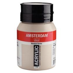 Warm grey 718 - Amsterdam Akrylfärg 500 ml